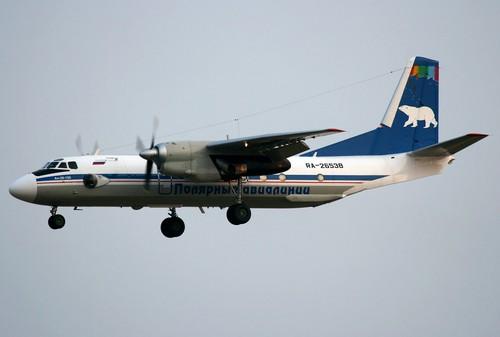 самолет Полярные авиалинии